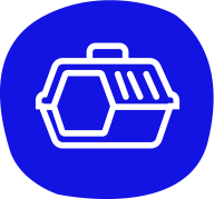 petair tiertransport icon transportbox